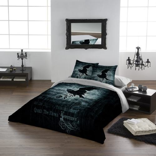 Nevermore Duvet Set - Single